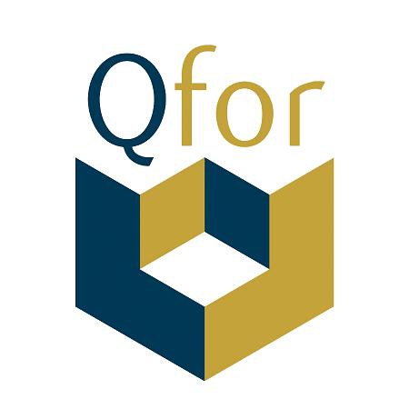 Qfor logo
